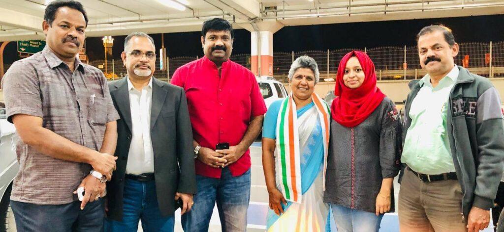 lathika subhash Family