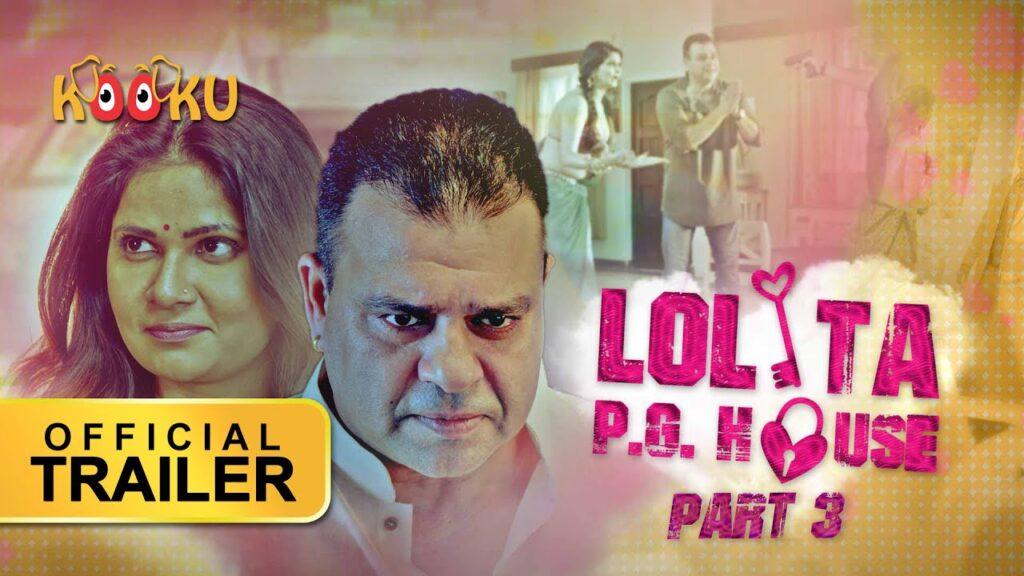 Lolita PG House 3 Kooku Web Series