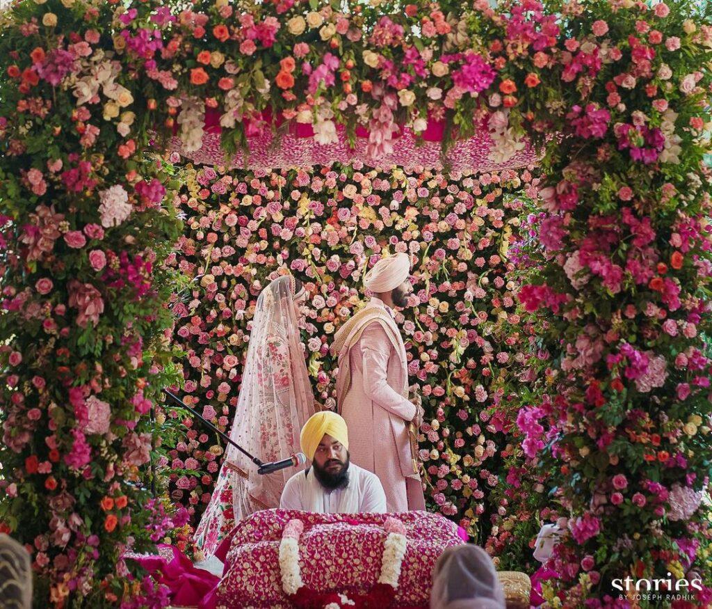 Sanjana Ganesan Wedding