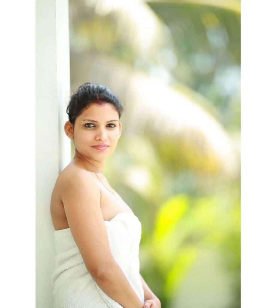 Resmi R Nair Photos