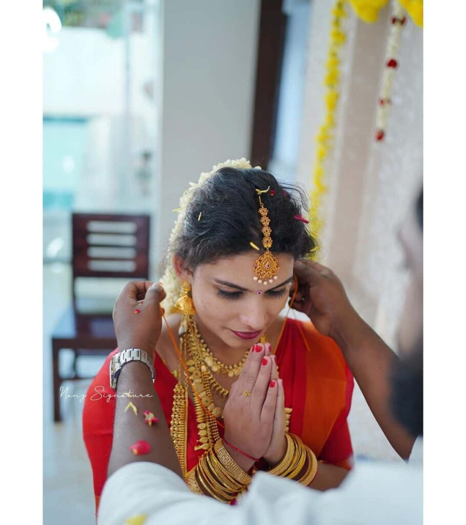 Resmi R Nair Marriage