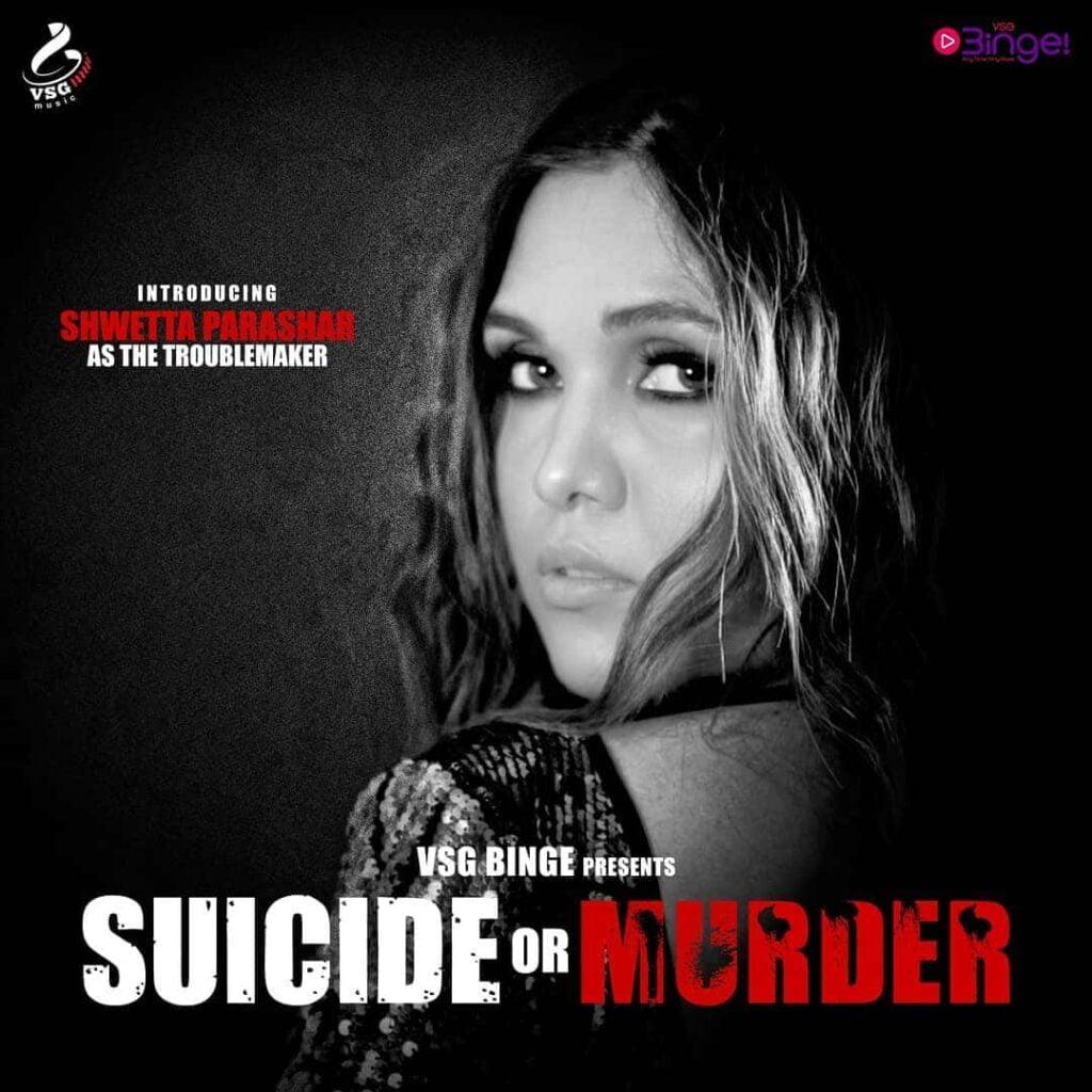 Shwetta Parashar Suicide or Murder