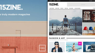 15ZINE V2.2.3 wordpress Magazine Theme