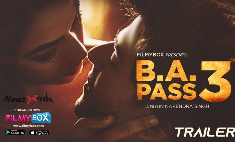 BA Pass 3 Movie