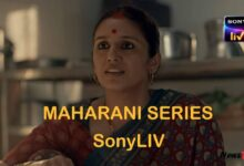 Maharani Web Series