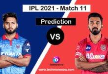 dc vs pbks Dream11 Prediction