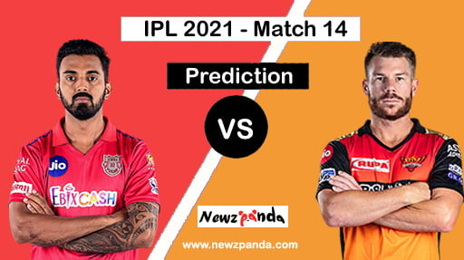 pbks vs srh dream11 prediction