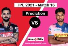 rcb vs rr dream11 predicition