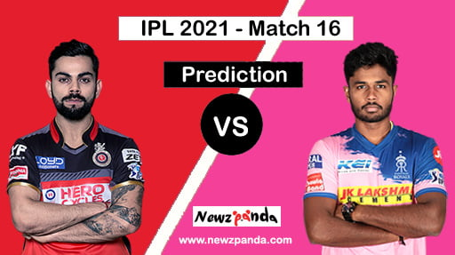 rcb vs rr dream11 predicition