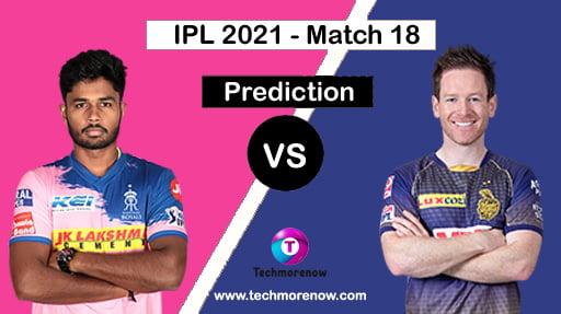 RR vs KKR Dream11 Prediction