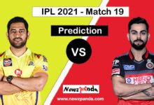 CSK vs RCB dream11 predicion today