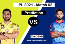 CSK vs DC Dream11 Team Prediction