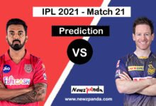 PBKS vs KKR Dream11 Prediction Today