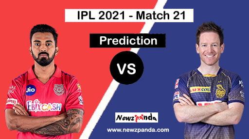 PBKS vs KKR Dream11 Prediction Today