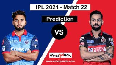 dc vs rcb dream11 prediction today