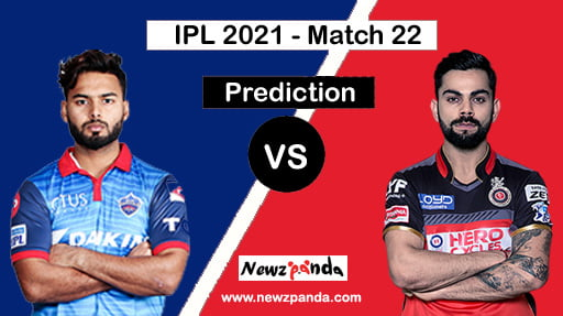 dc vs rcb dream11 prediction today