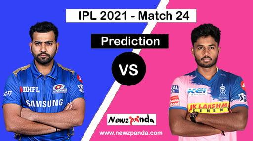 MI vs RR Dream11 Prediction Today