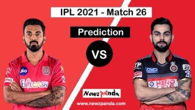 PBKS vs RCB Dream11 Prediction Today