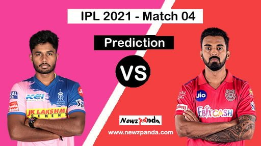 RR vs PBKS Dream11 Team Prediction