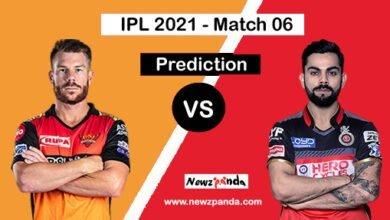 srh vs rcb dream11 prediction today