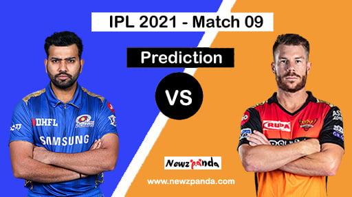 mi vs srh dream11 prediction