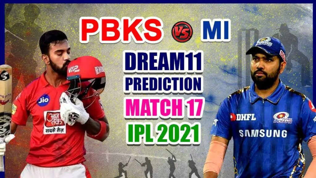 pbks vs mi dream11 prediction