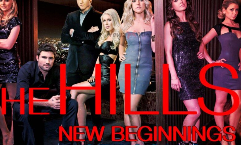 The Hills New Beginnings Season 2