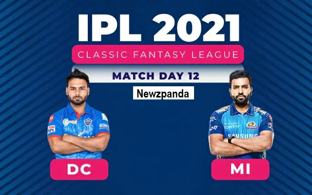 dc vs mi dream11 prediction