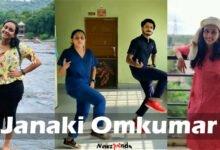 Janaki Omkumar Biography