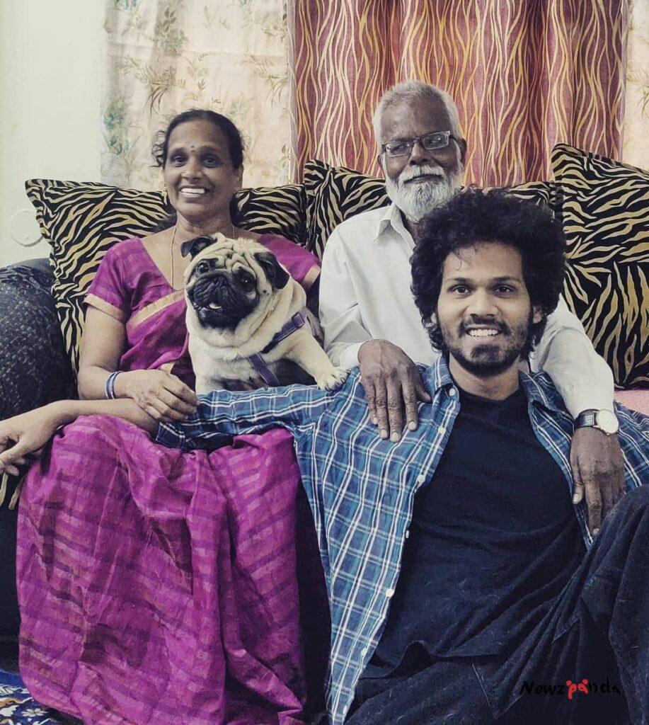 karthik rathnam family