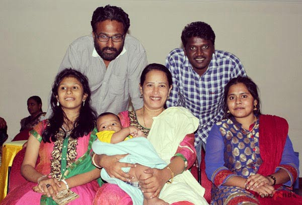 Mari selvaraj director Ram