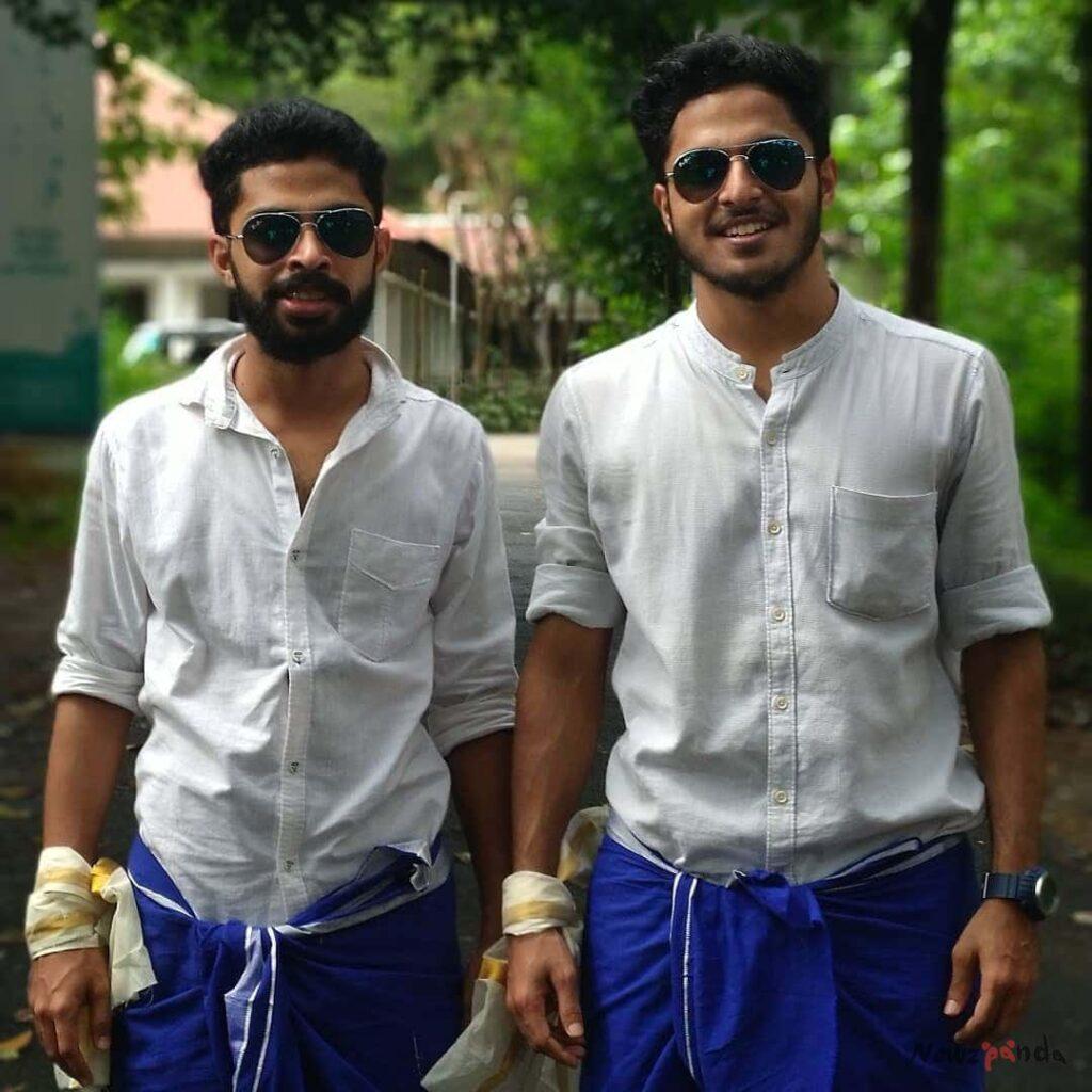 Naveen Razak and Janaki