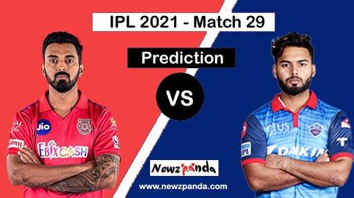 pbks vs dc dream11 prediction