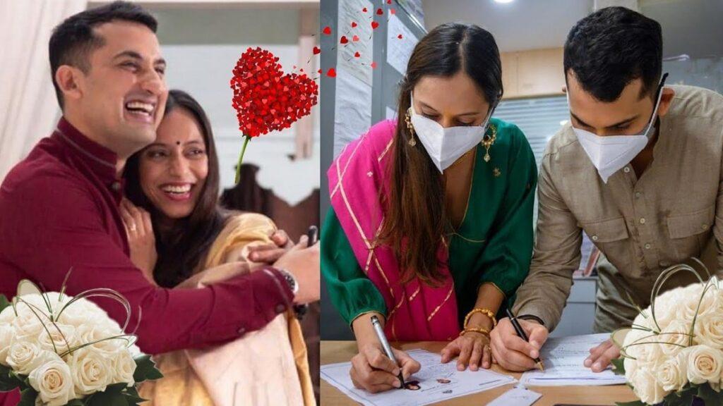 Danish Sait Wife Anya Rangaswami