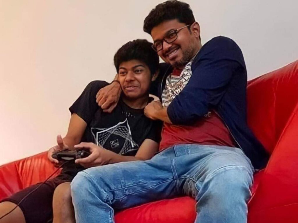 Vijay Son Jason Sanjay Images