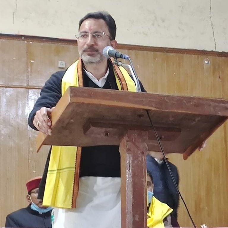 Jitin Prasada Politics