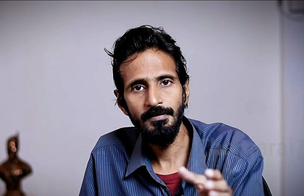 Kishore K Swamy Biodata