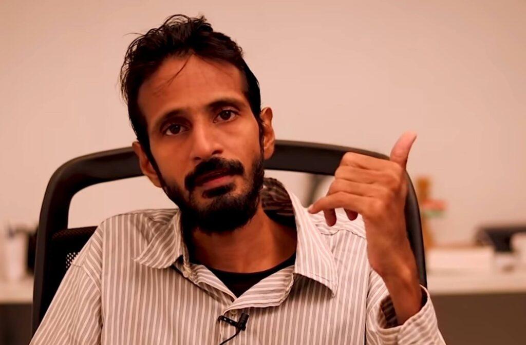 Kishore K Swamy Wiki