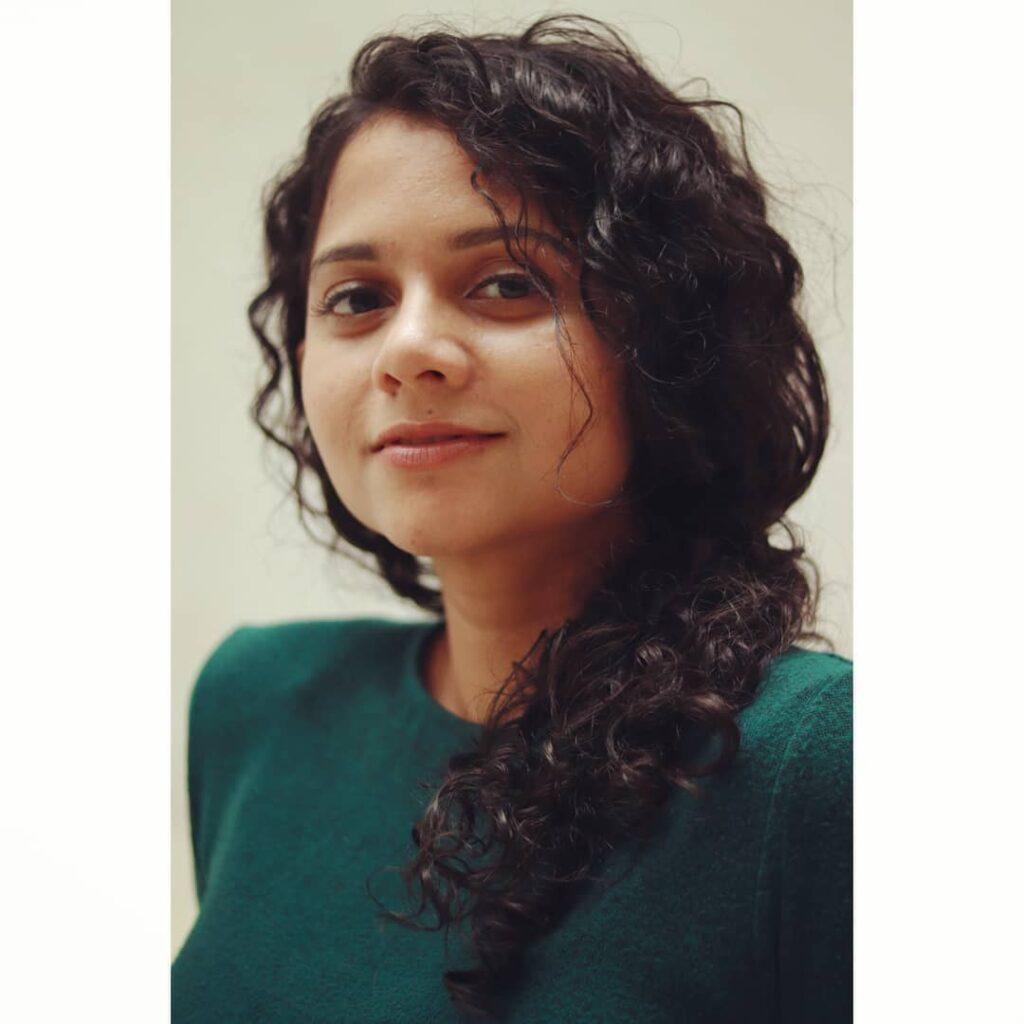 namita krishnamurthy november story