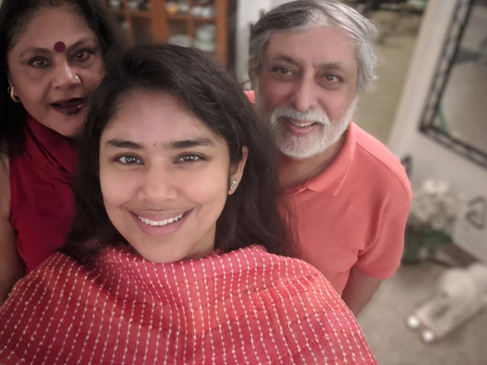 Sanchaita Gajapathi Raju Family