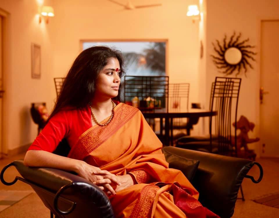 Sanchaita Gajapathi Raju BJP