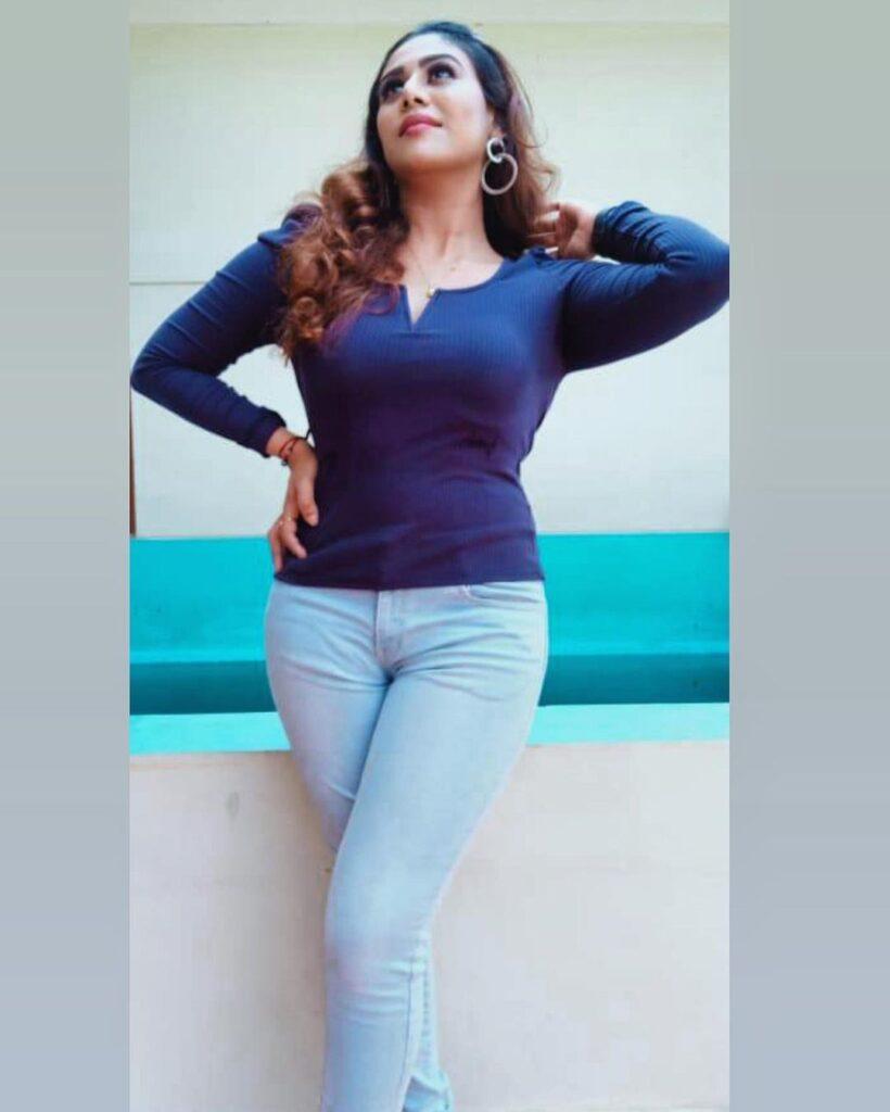 Serial Actress Swathi Thara