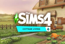 Sims 4 Cottage Living
