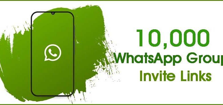 Latest Whatsapp Group Links 2021