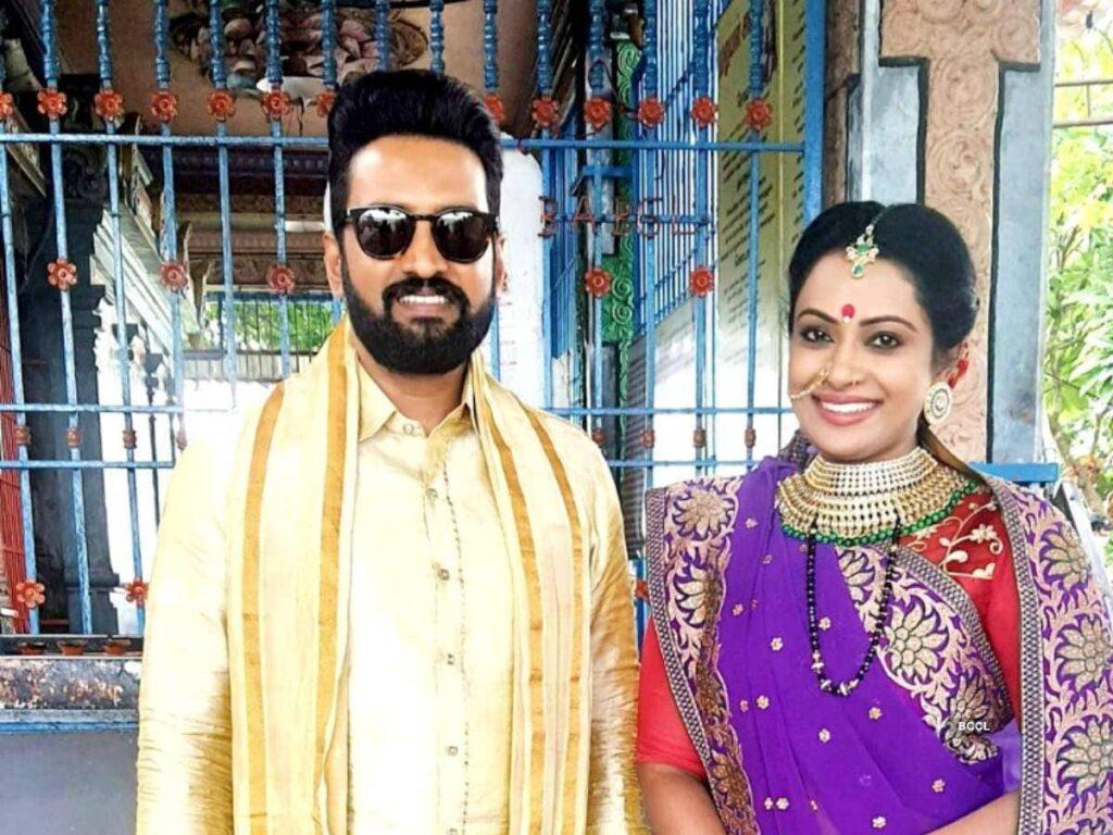 Nayagi Serial Aarthi Ramkumar
