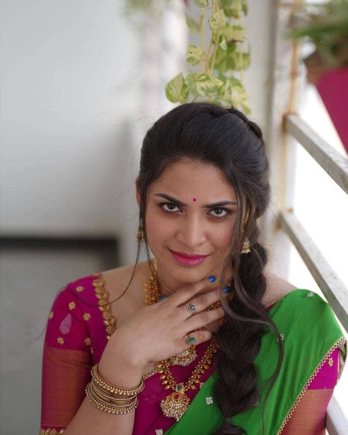 Anchor Meghana Kumar Wikipedia
