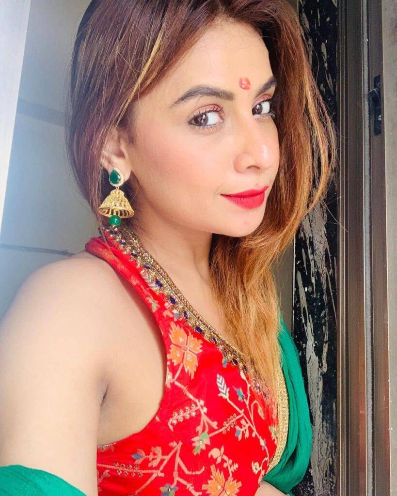 Neelam Bhanushali Age