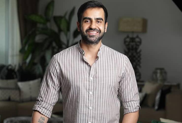Nikhil Kamath Co Founder