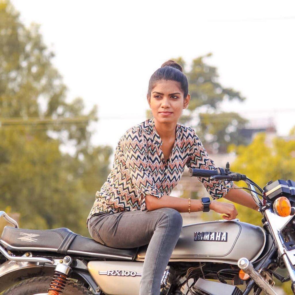 Prank Girl Ramya Boyfriend