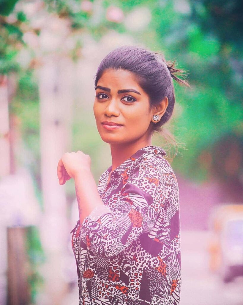 Prank Girl Ramya Age